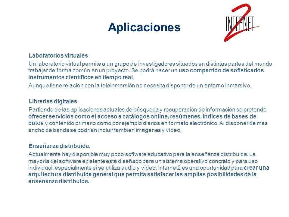 Aplicaciones Laboratorios virtuales.