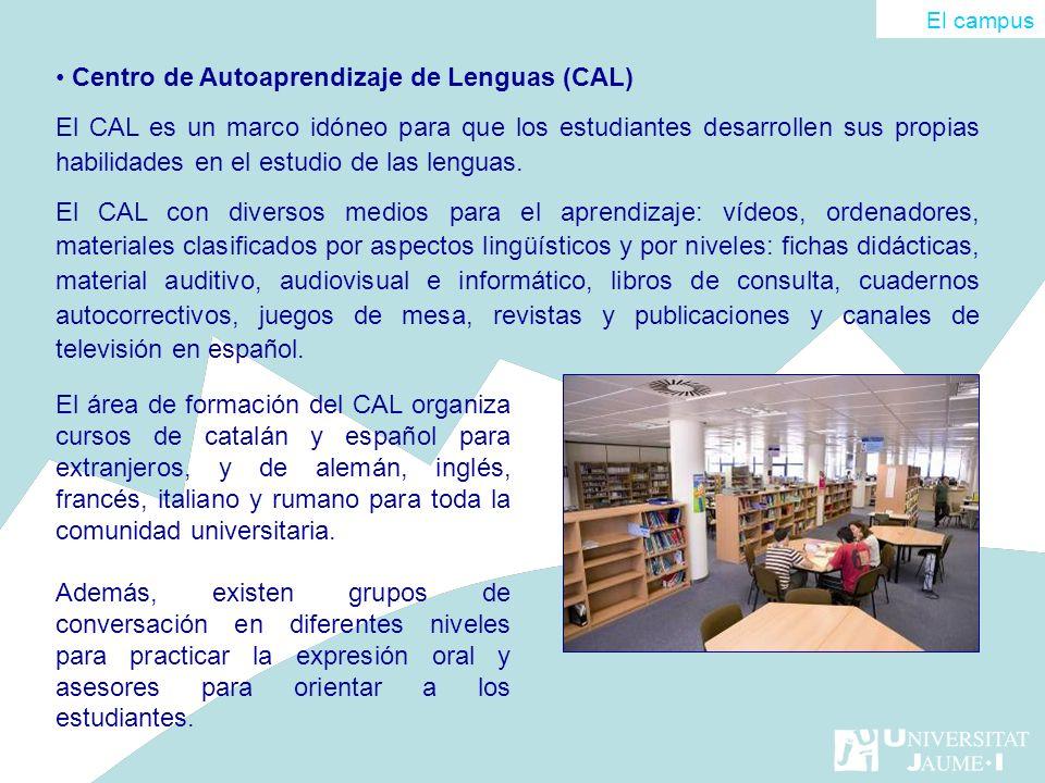 Centro de Autoaprendizaje de Lenguas (CAL)