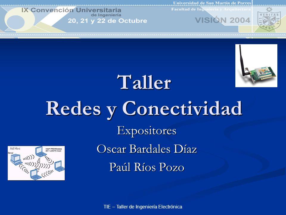 Taller Redes y Conectividad