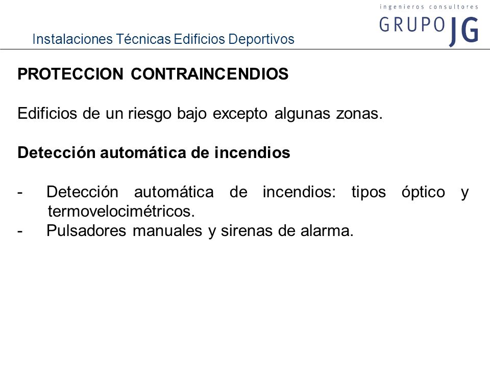 PROTECCION CONTRAINCENDIOS