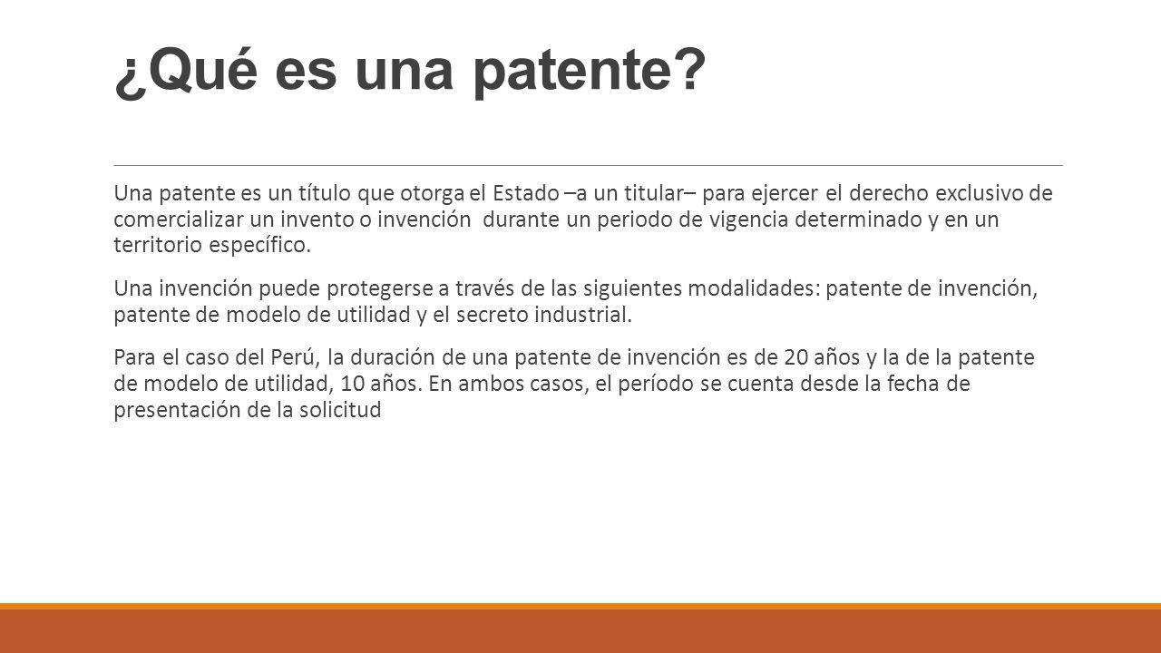 Patente y sus tipos contabilidad iii ppt video online for Que es una pagina virtual