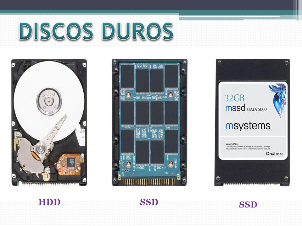 DISCOS DUROS HDD SSD SSD