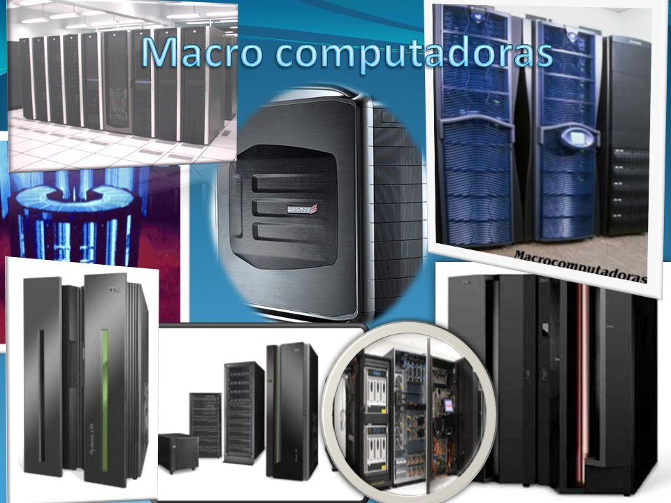 Macro computadoras