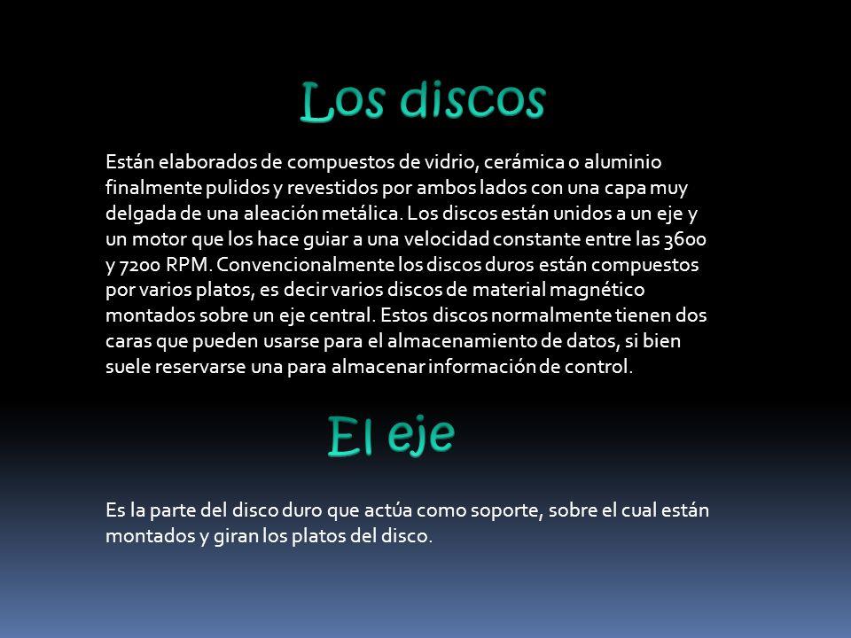 Los discos