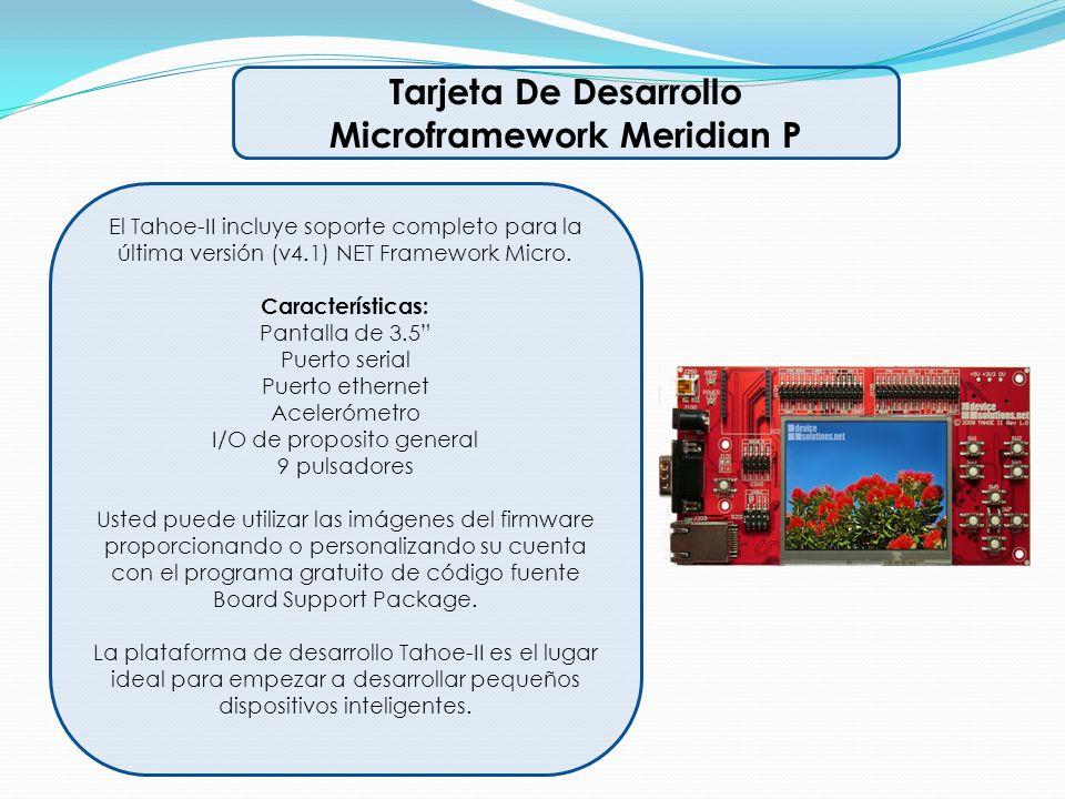 Microframework Meridian P
