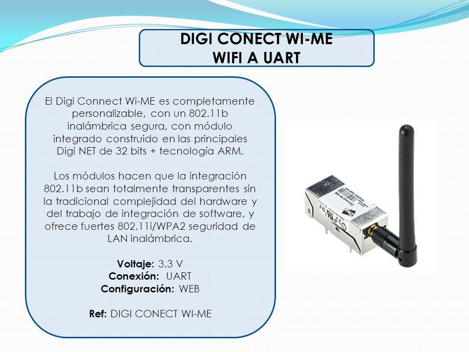 DIGI CONECT WI-ME WIFI A UART