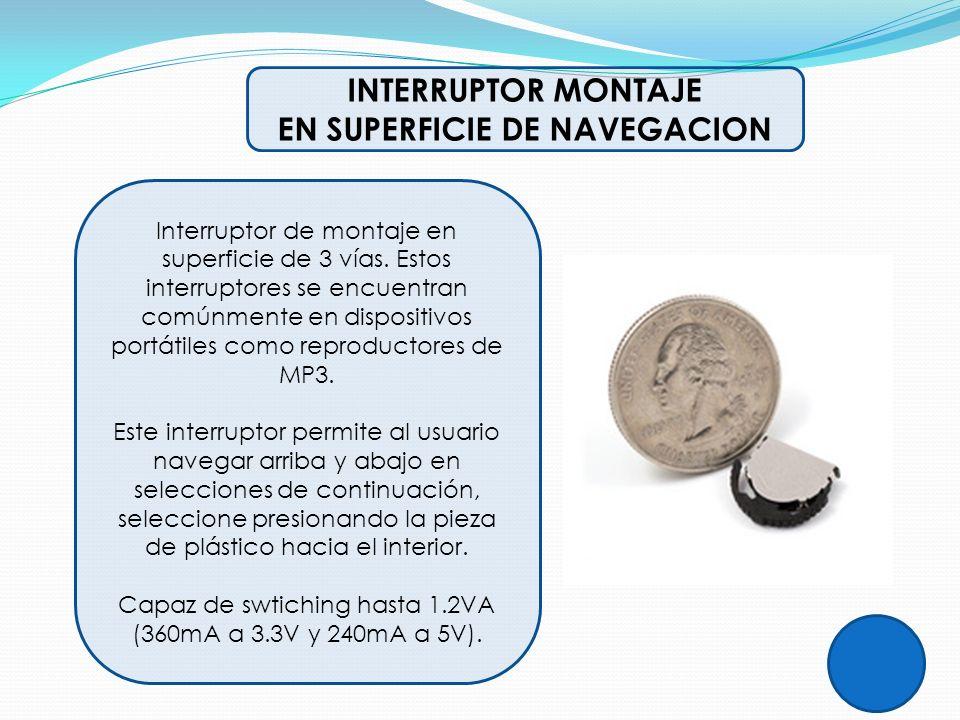 EN SUPERFICIE DE NAVEGACION