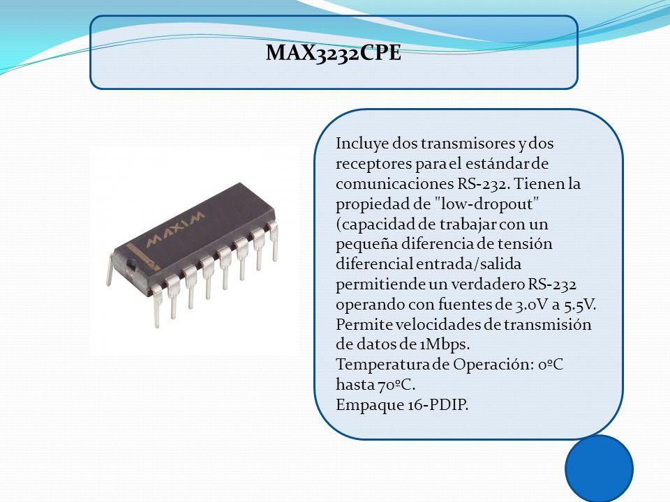 MAX3232CPE