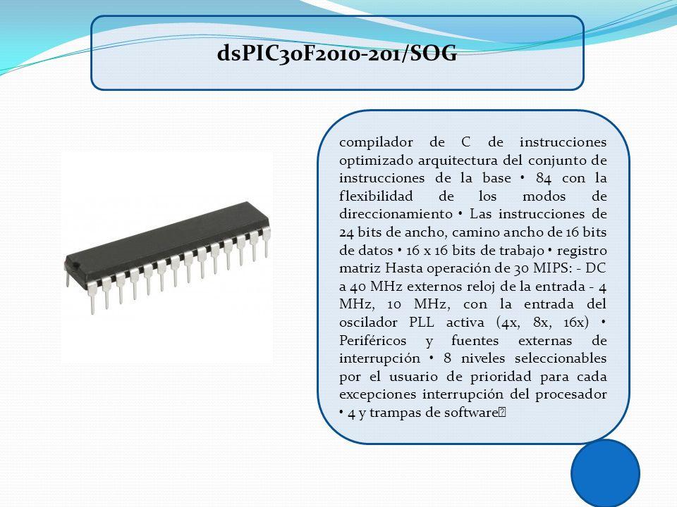 dsPIC30F2010-201/SOG