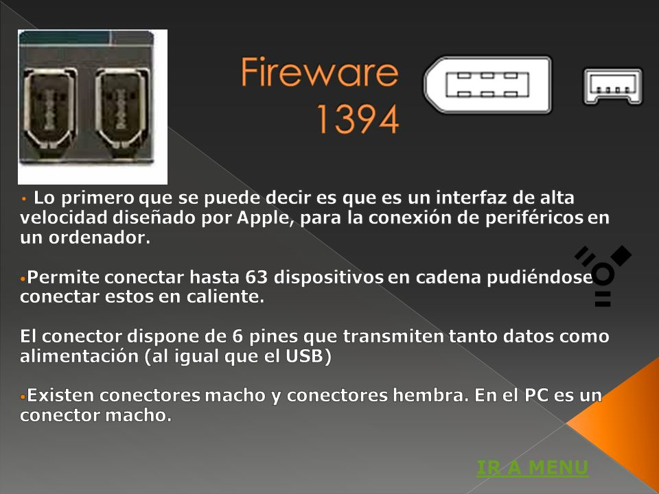 Fireware 1394