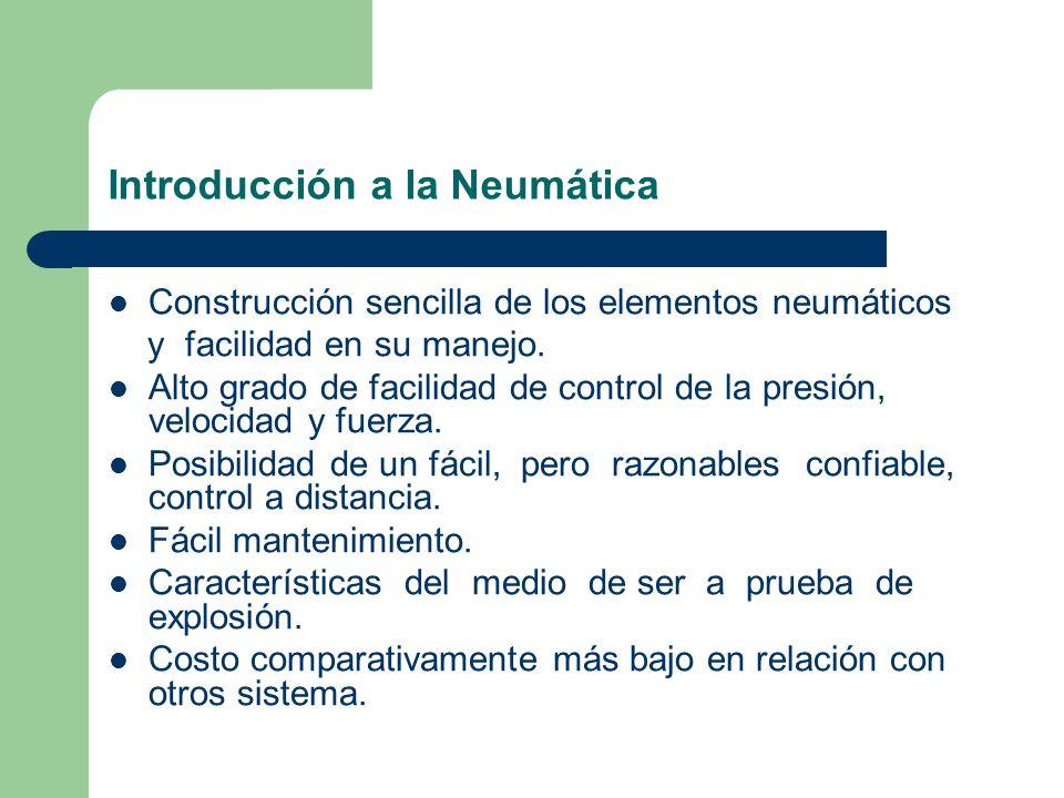 Introducción a la Neumática