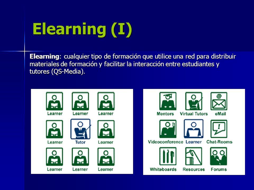 Elearning (I)