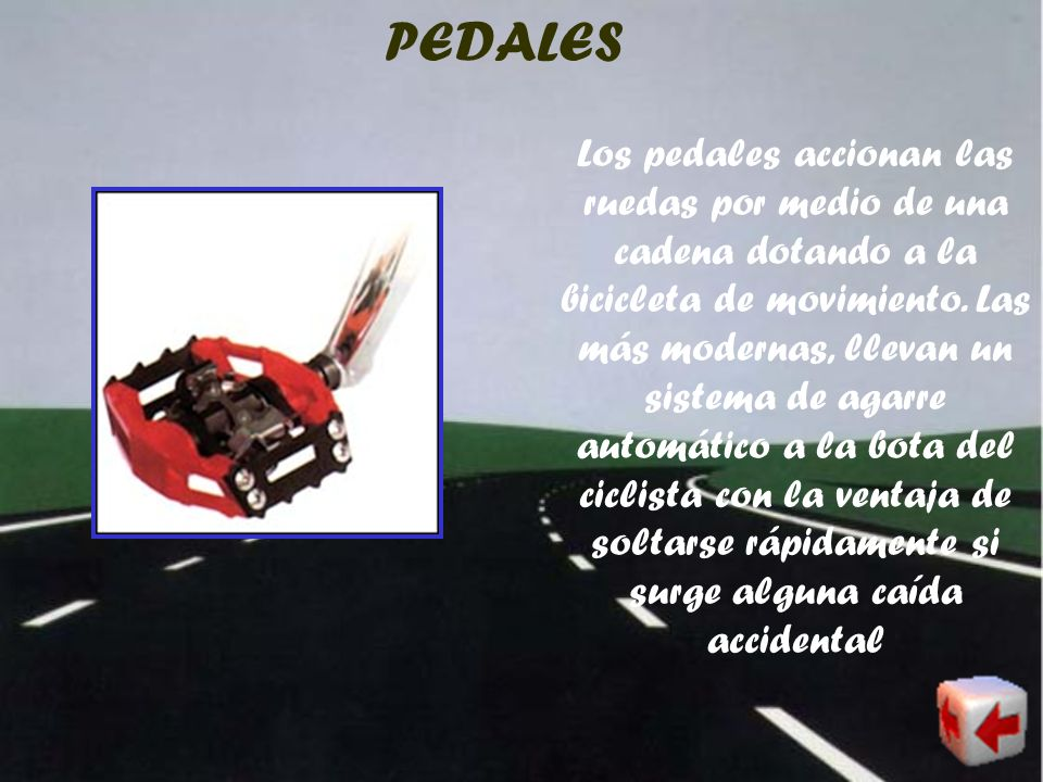 PEDALES
