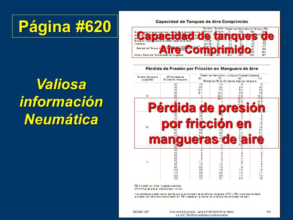 Página #620 Valiosa información Neumática
