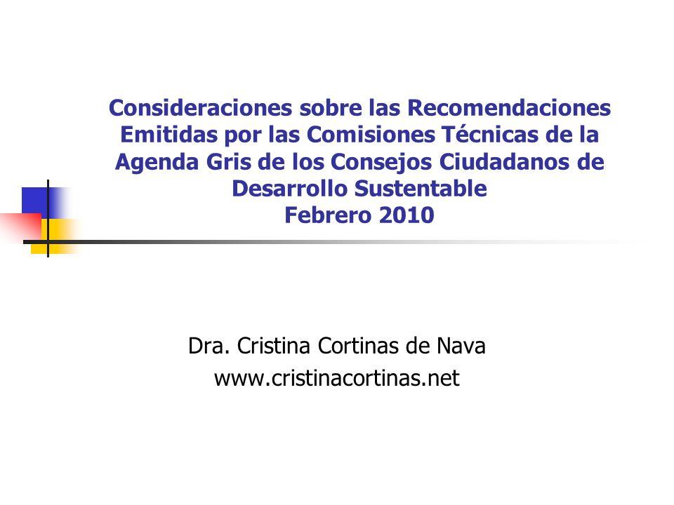 Dra. Cristina Cortinas de Nava www.cristinacortinas.net