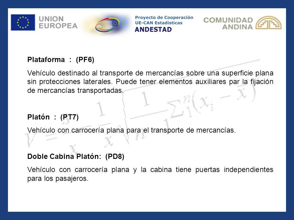 Plataforma : (PF6)
