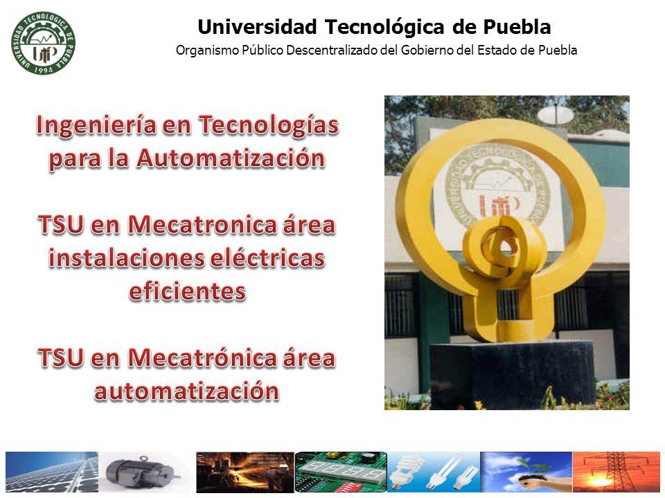 Ingeniería en Tecnologías para la Automatización