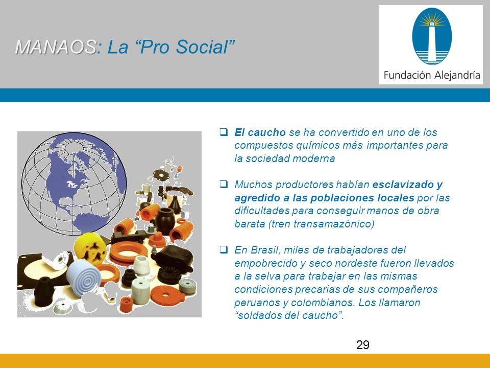 MANAOS: La Pro Social