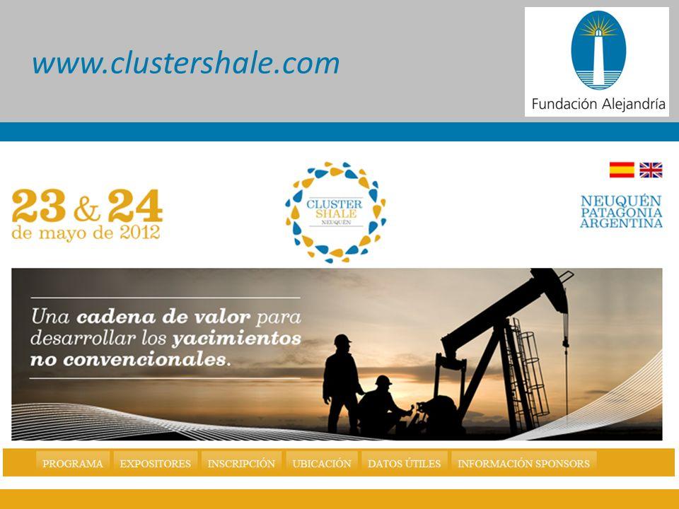 www.clustershale.com