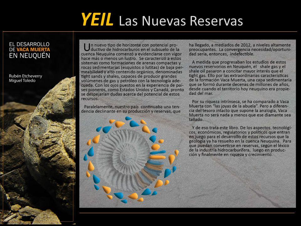 YEIL Las Nuevas Reservas