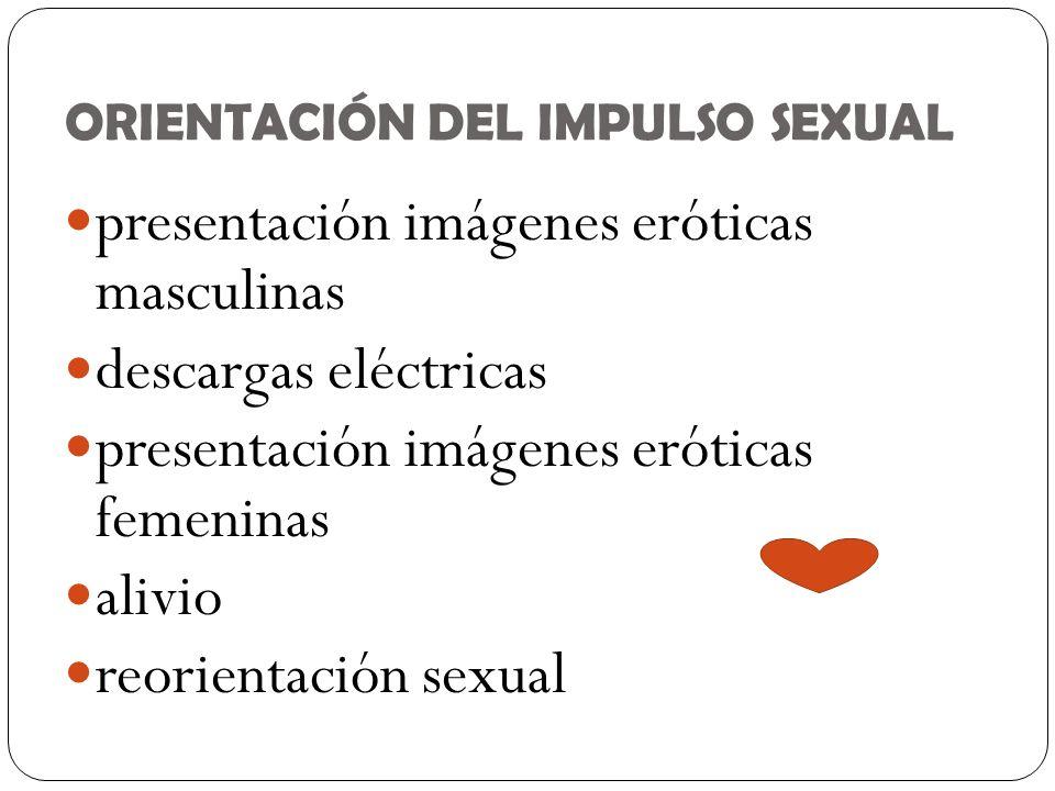 Eliminacion del impulso sexual