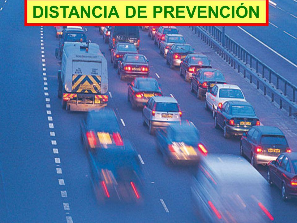 DISTANCIA DE PREVENCIÓN