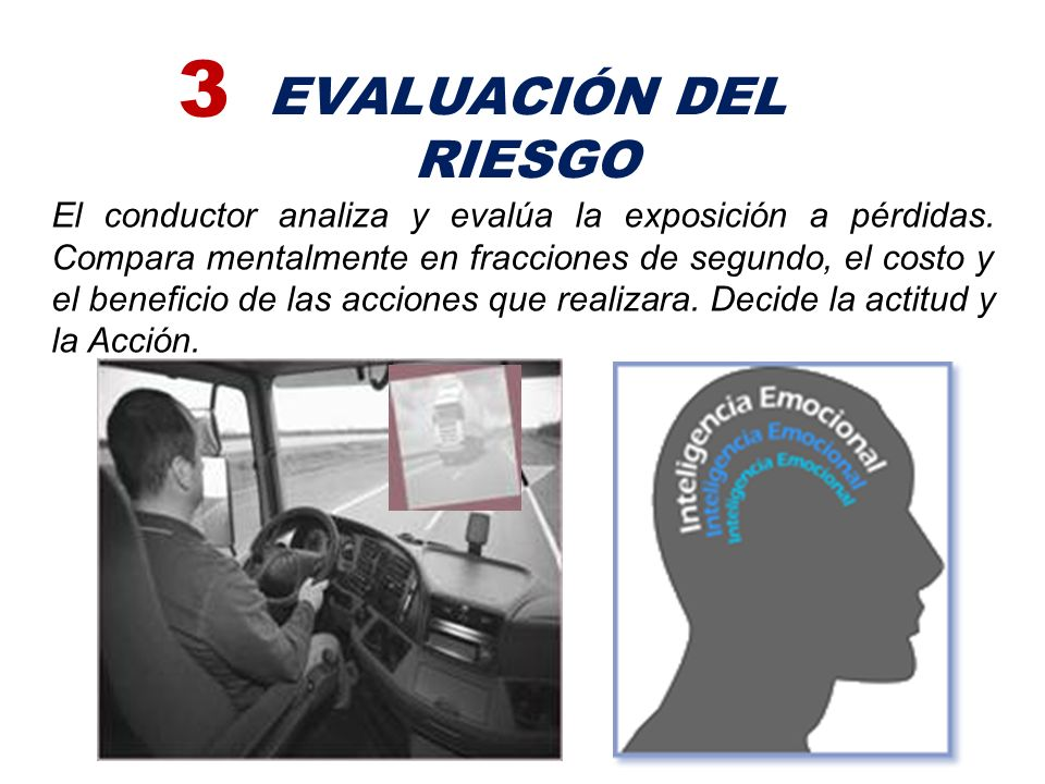 3 EVALUACIÓN DEL RIESGO.