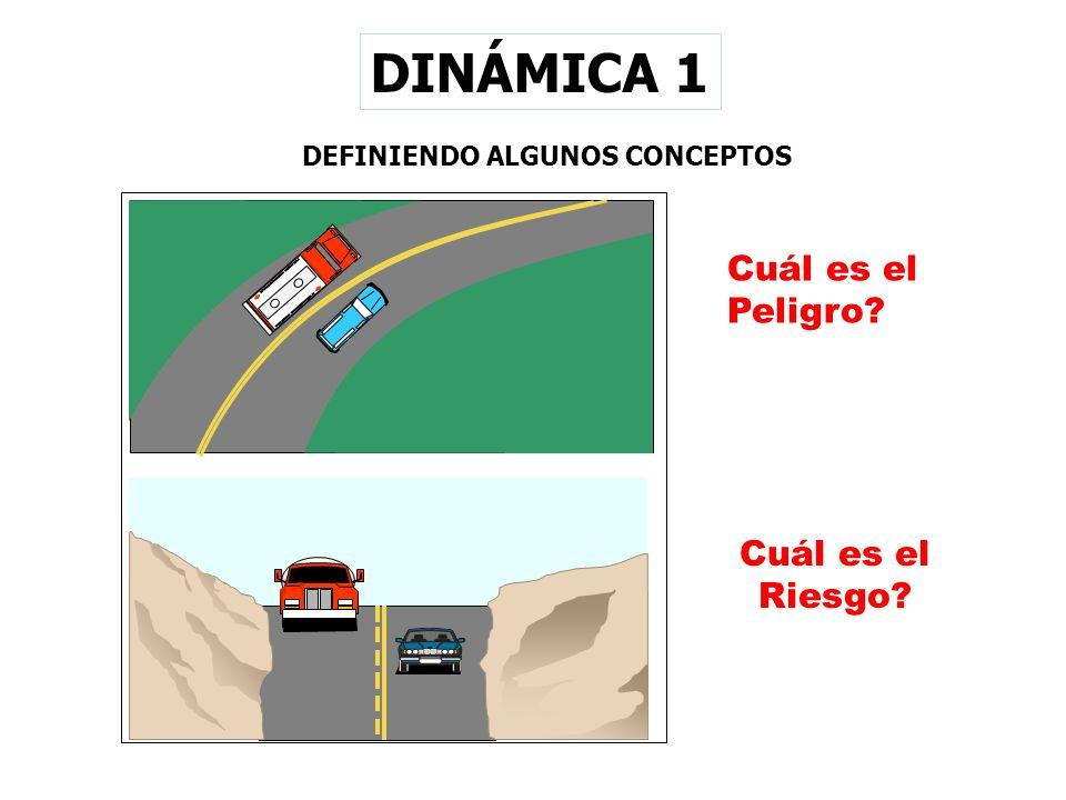 DINÁMICA 1 PELIGRO COMBUSTIBLE PELIGRO COMBUSTIBLE Cuál es el Peligro