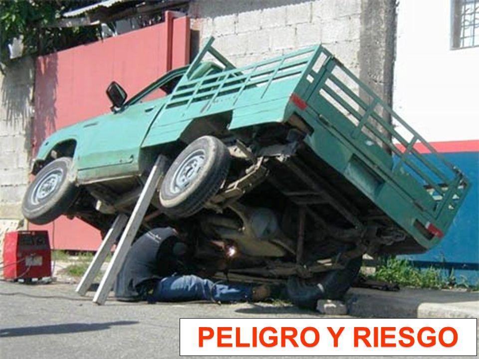 PELIGRO Y RIESGO