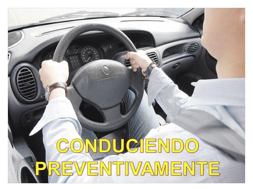 CONDUCIENDO PREVENTIVAMENTE