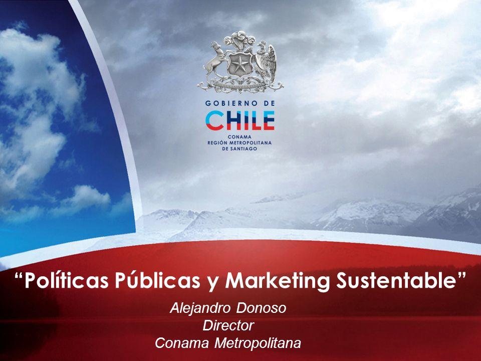 Políticas Públicas y Marketing Sustentable