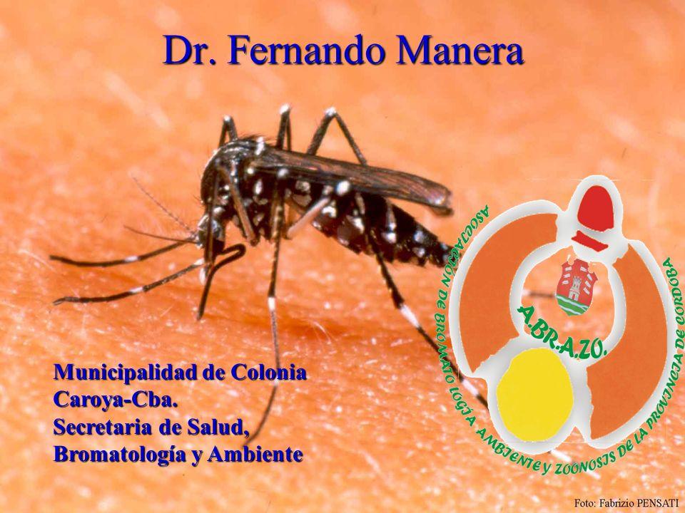 Dr. Fernando Manera Municipalidad de Colonia Caroya-Cba.