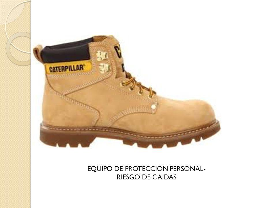EQUIPO DE PROTECCIÓN PERSONAL-RIESGO DE CAIDAS