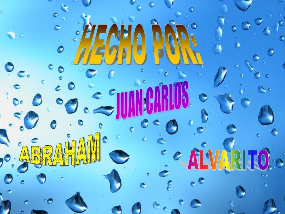 HECHO POR: JUAN CARLOS ABRAHAM ALVARITO