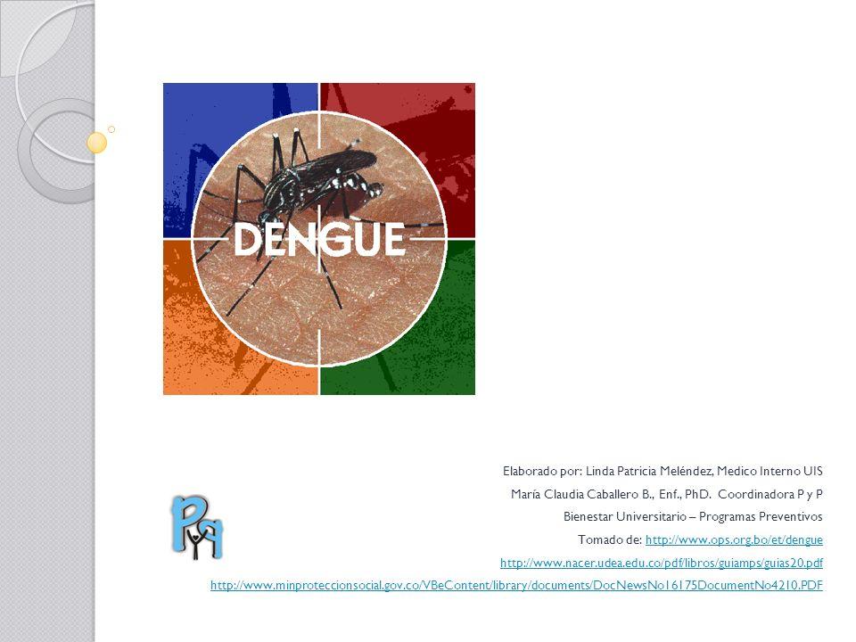 Elaborado por: Linda Patricia Meléndez, Medico Interno UIS