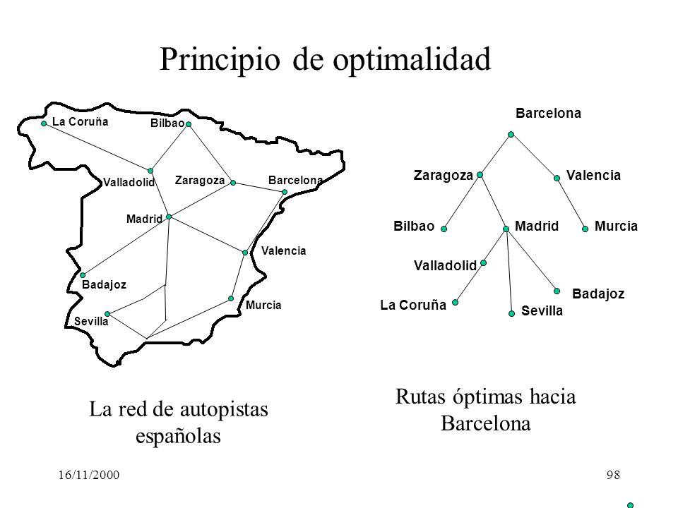 Principio de optimalidad