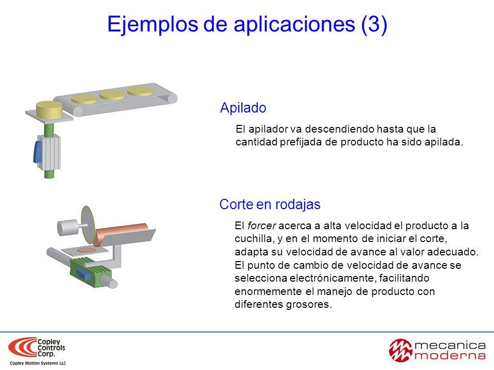 Ejemplos de aplicaciones (3)