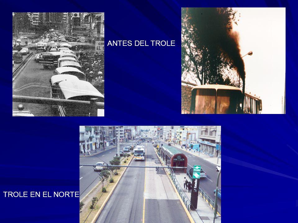 ANTES DEL TROLE TROLE EN EL NORTE