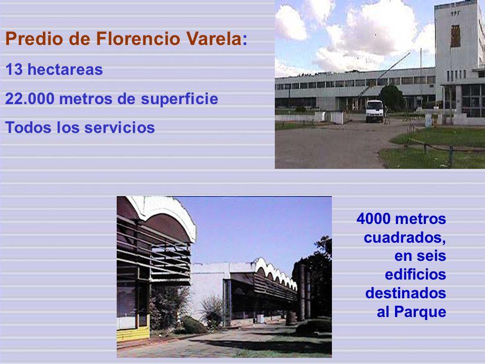 Predio de Florencio Varela:
