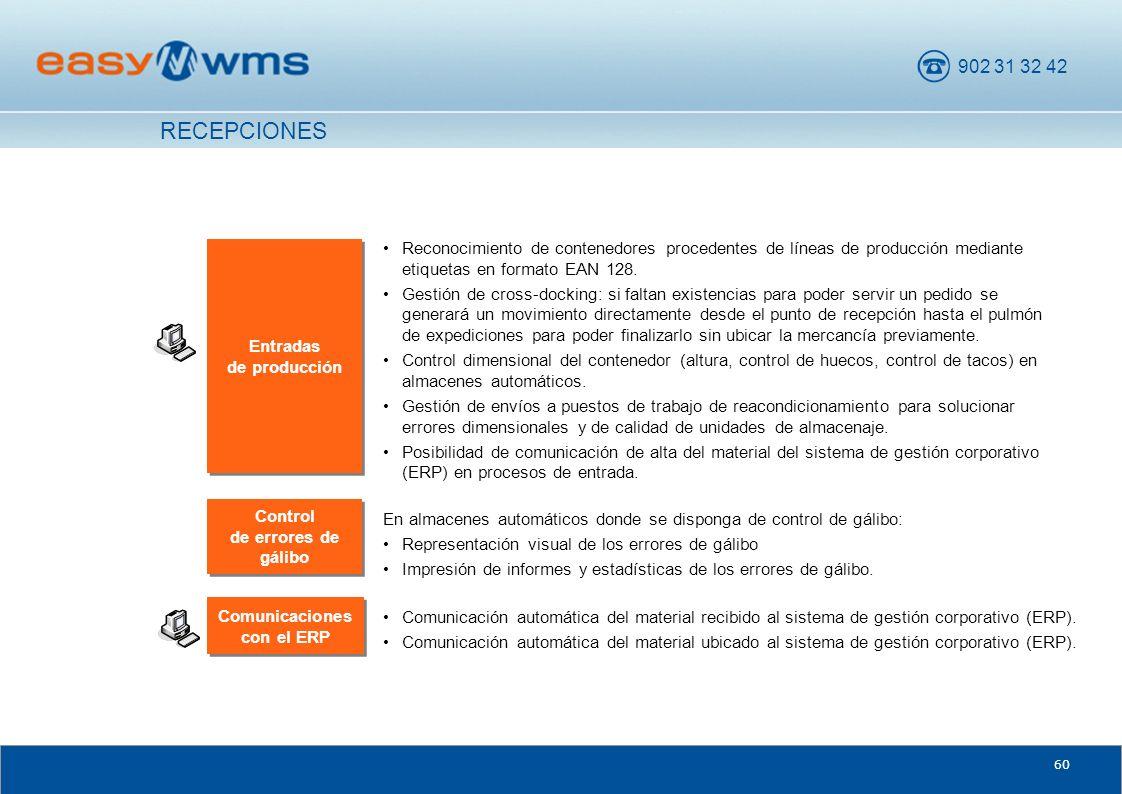 Comunicaciones con el ERP