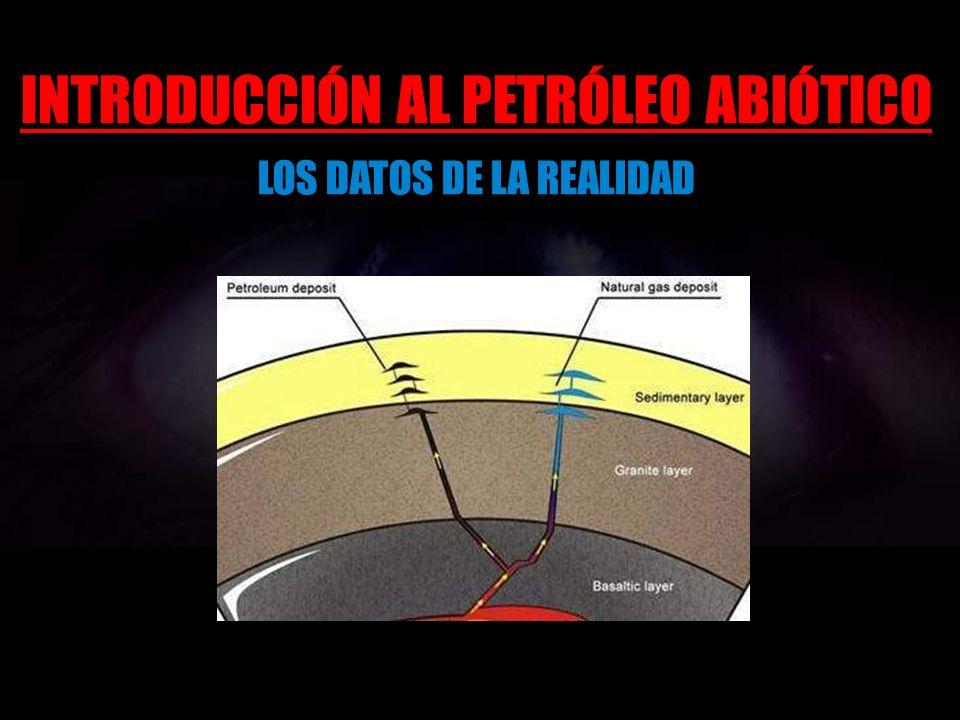 INTRODUCCIÓN AL PETRÓLEO ABIÓTICO