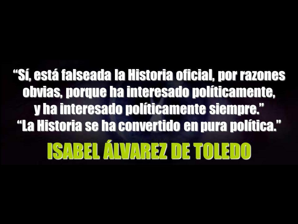 ISABEL ÁLVAREZ DE TOLEDO