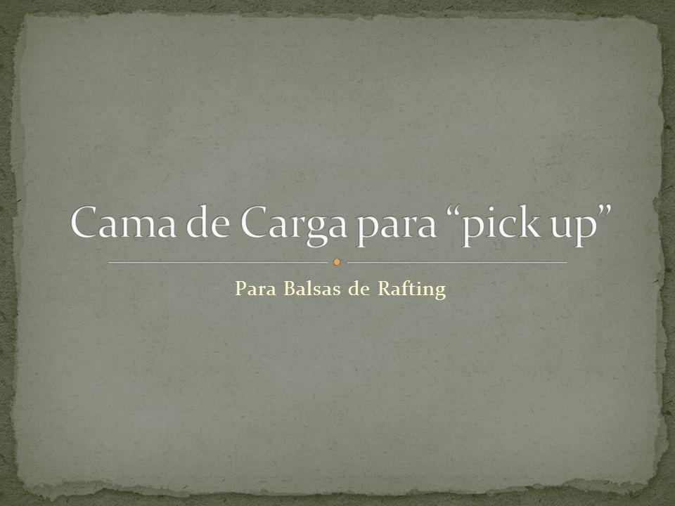 Cama de Carga para pick up