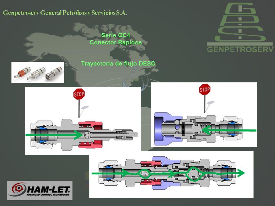 Serie QC4 Conector Rápidos