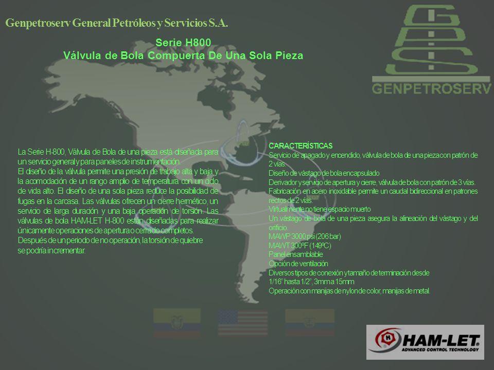 Genpetroserv General Petróleos y Servicios S.A. - ppt ... - photo#37