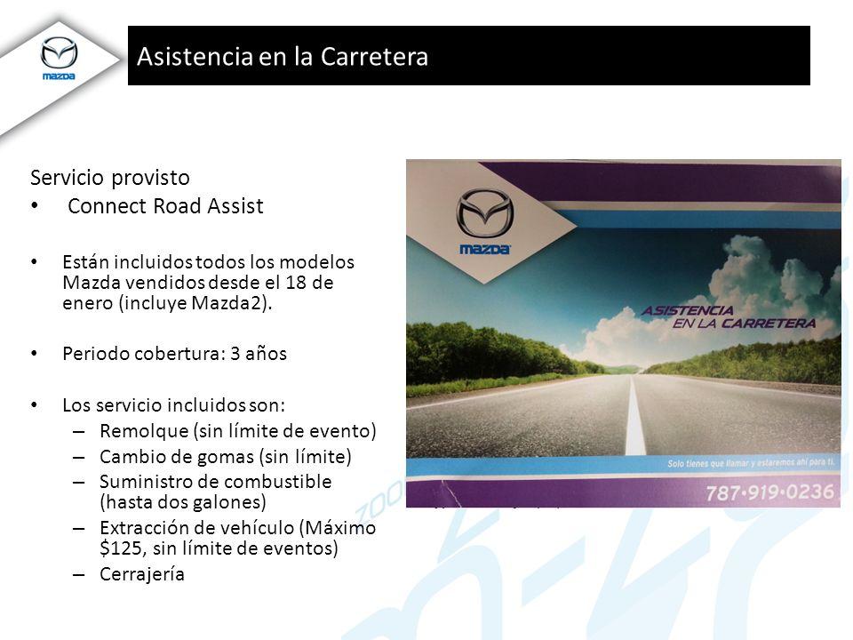 Asistencia en la Carretera