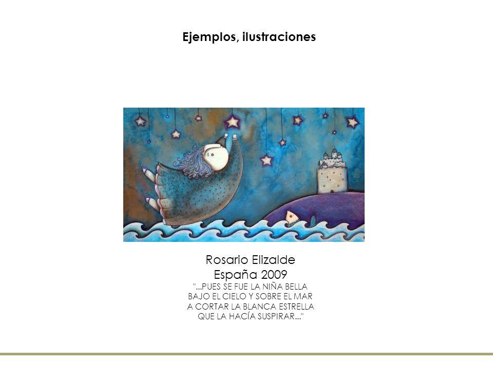 Ejemplos, ilustraciones