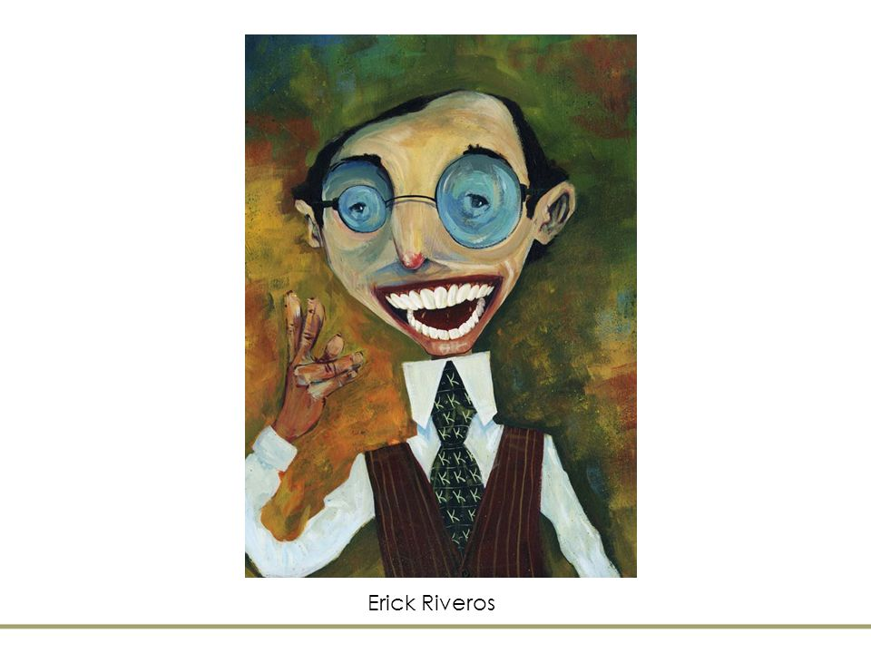 Erick Riveros