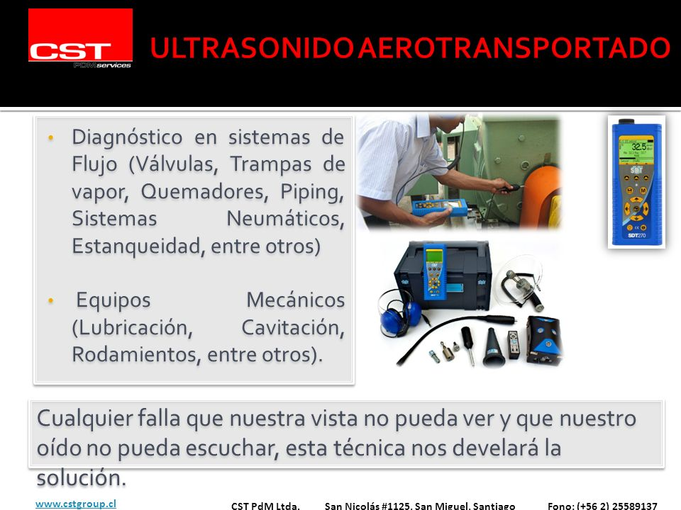 ULTRASONIDO AEROTRANSPORTADO