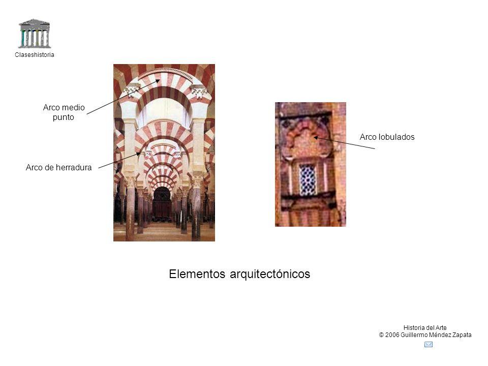 Elementos arquitectónicos